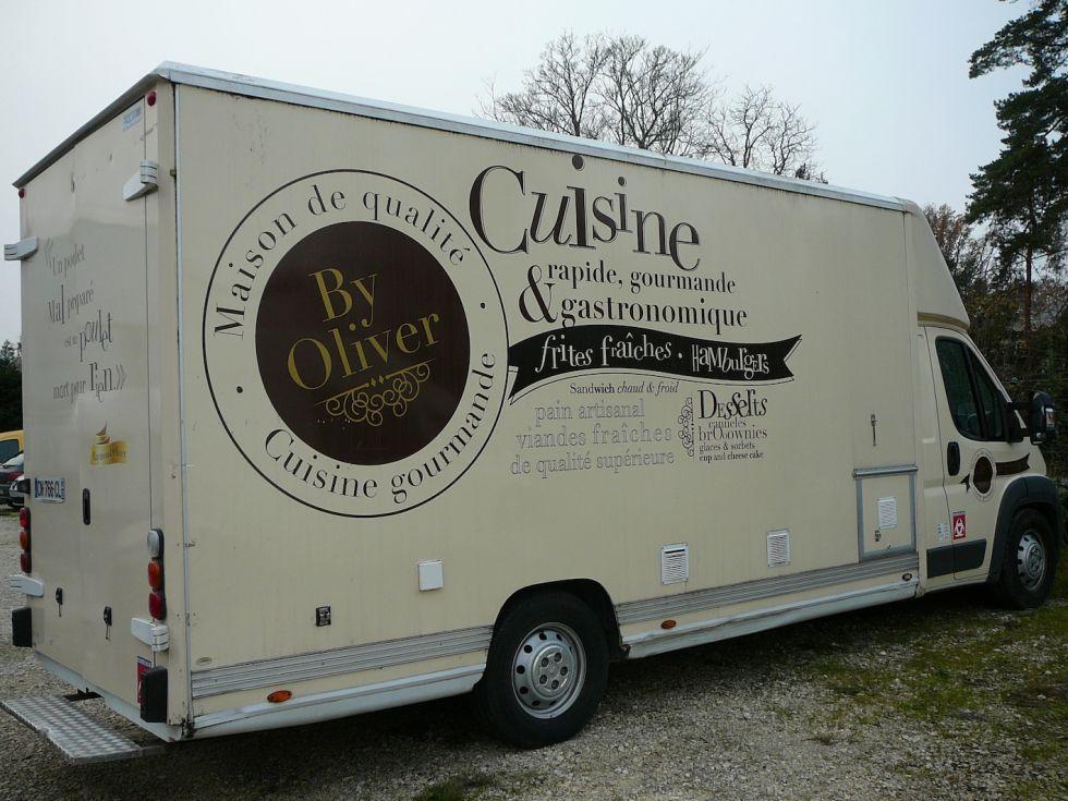 Entretien du camion de bruno oliver mon food truck la cl miss - Emission cuisine france 2 ...