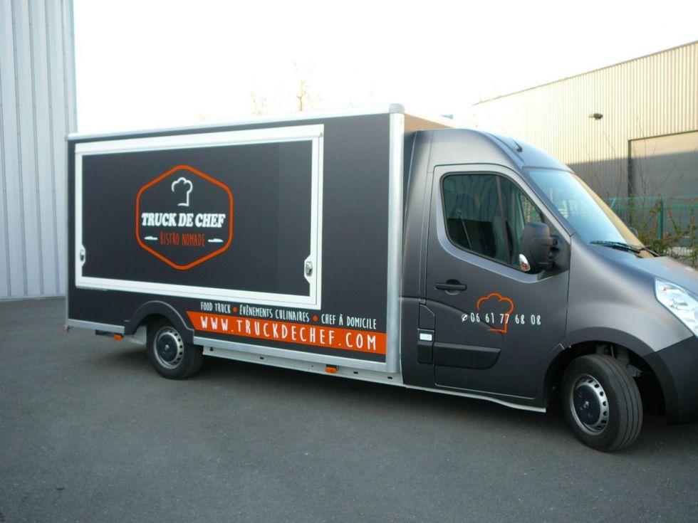 food truck chef domicile gironde am nageur de. Black Bedroom Furniture Sets. Home Design Ideas