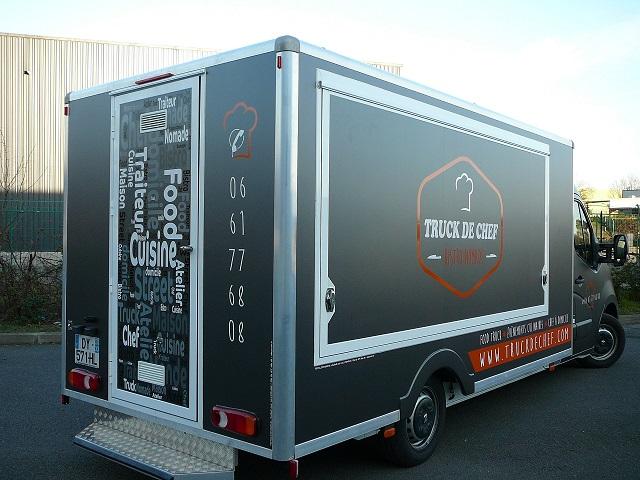 Fabrication de camions et remorques magasin dans toute la for Remorque cuisine mobile