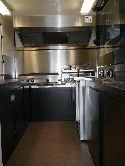 Amenagement de vehicules magasin bordeaux - Camion amenage pour cuisine ...